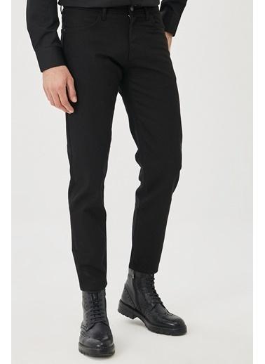 Altınyıldız Classics Regular Fit Bol Kesim Denim Esnek Jean Kot Pantolon 4A0121200126 Siyah